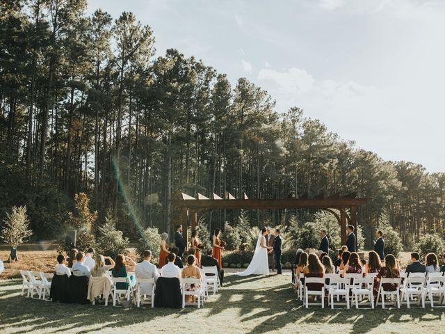 Tim and Olani's Wedding in Raleigh, North Carolina 31