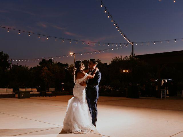 The wedding of Ciara and Gino