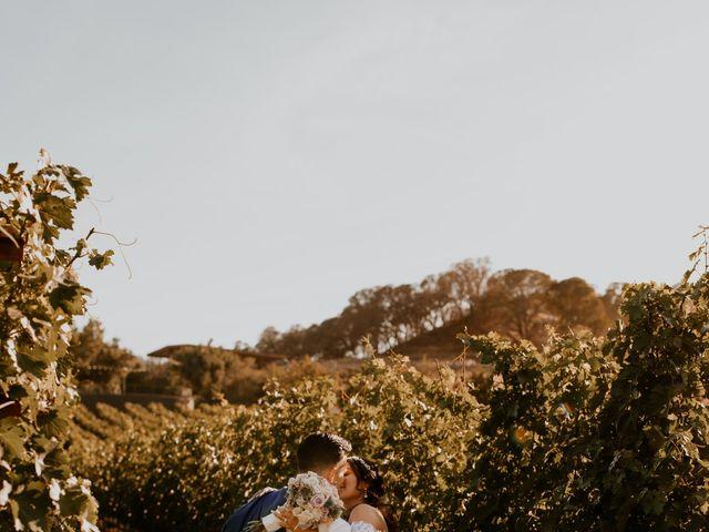 Gino and Ciara's Wedding in Vacaville, California 3