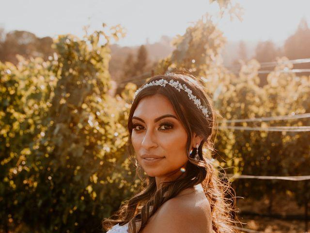 Gino and Ciara's Wedding in Vacaville, California 8