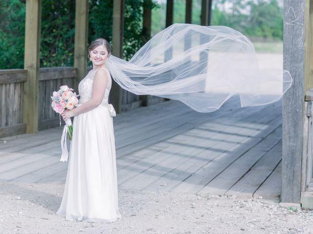 Miranda and Matthew's Wedding in Montgomery, Texas 6