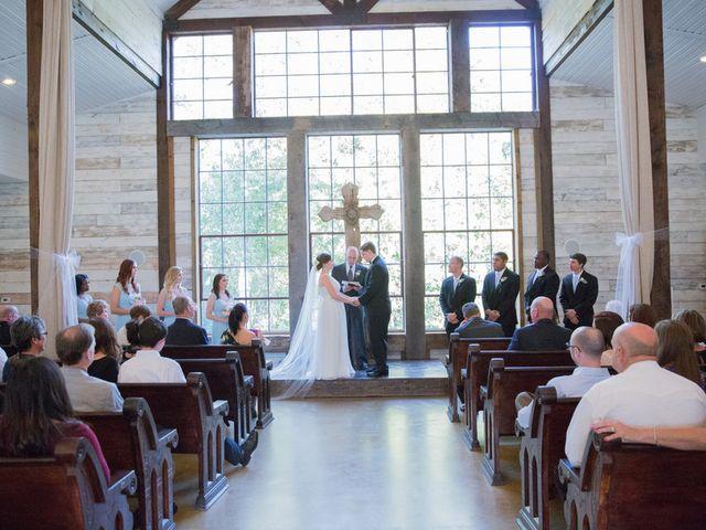 Miranda and Matthew's Wedding in Montgomery, Texas 12
