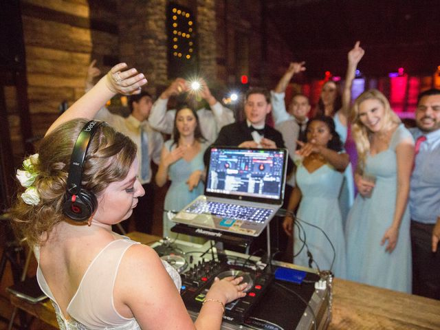 Miranda and Matthew's Wedding in Montgomery, Texas 27