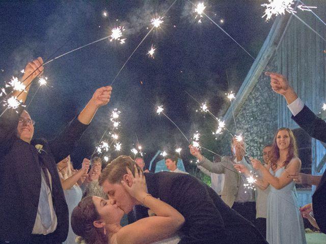 Miranda and Matthew's Wedding in Montgomery, Texas 28