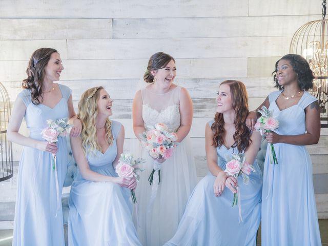 Miranda and Matthew's Wedding in Montgomery, Texas 5