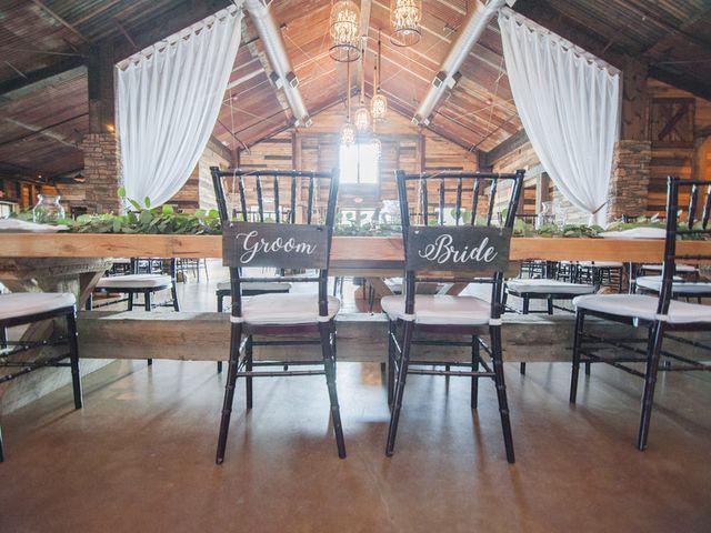 Miranda and Matthew's Wedding in Montgomery, Texas 24
