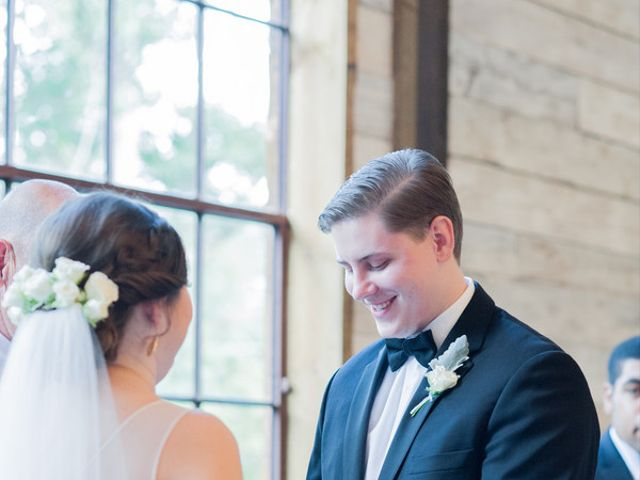 Miranda and Matthew's Wedding in Montgomery, Texas 13