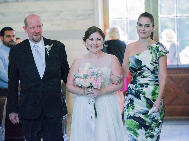 Miranda and Matthew's Wedding in Montgomery, Texas 11