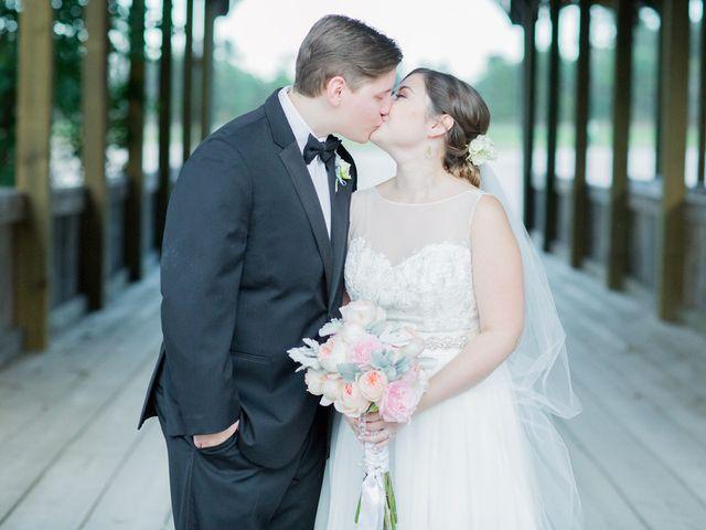 Miranda and Matthew's Wedding in Montgomery, Texas 18