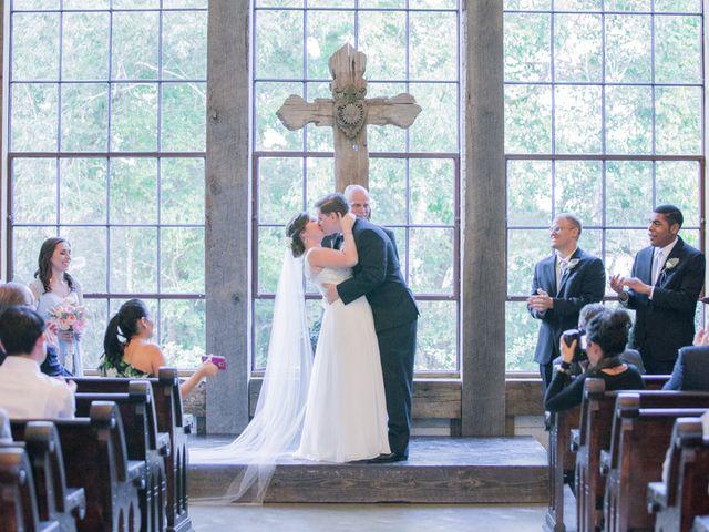 Miranda and Matthew's Wedding in Montgomery, Texas 14