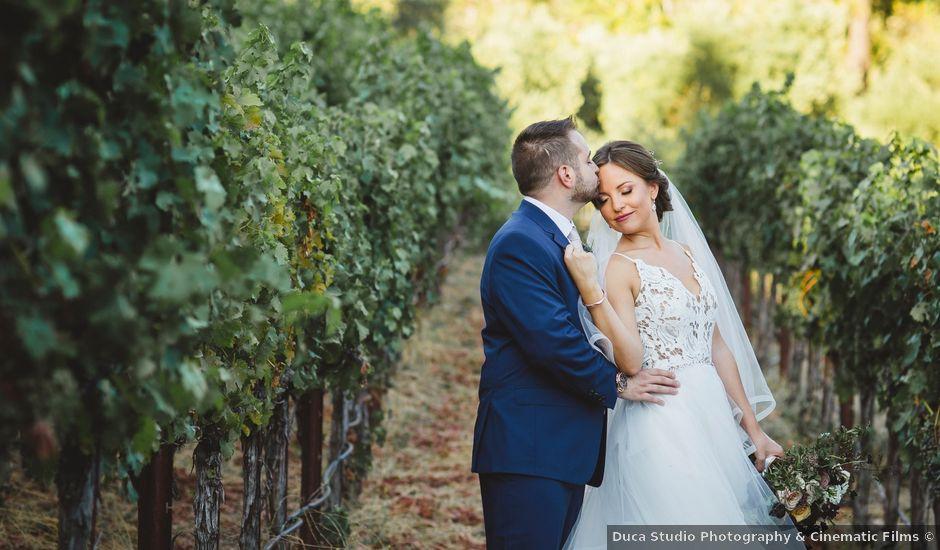 Austin and Lauren's Wedding in Calistoga, California
