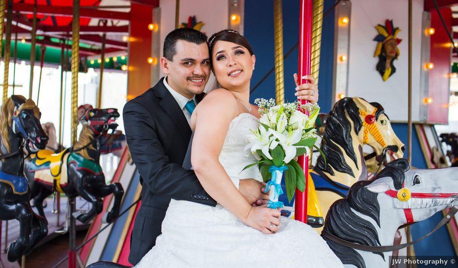 Eddy and Cynthia's Wedding in Tucson, Arizona