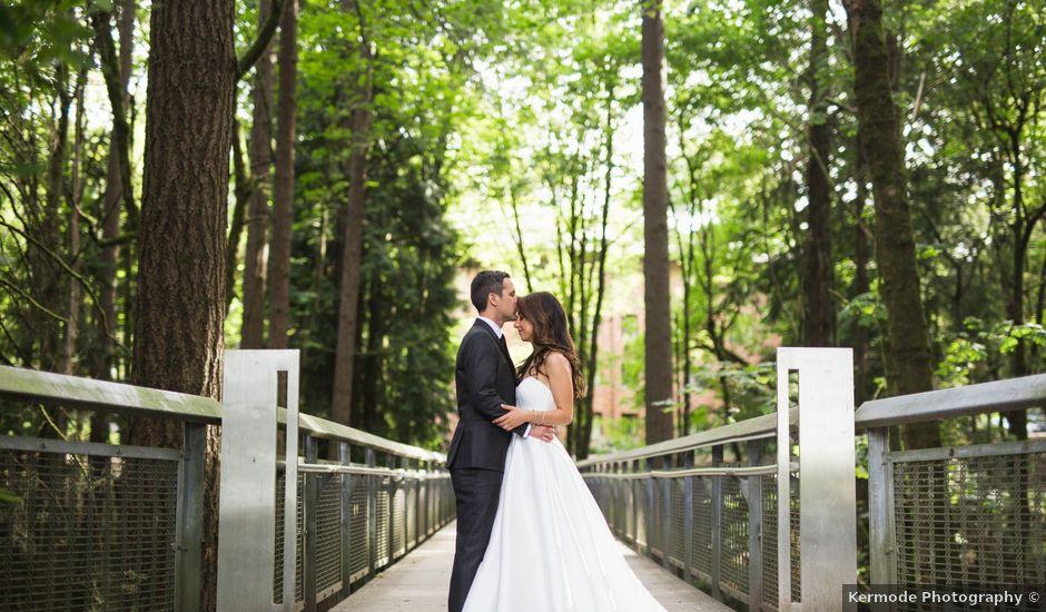 Shaun and Krystal's Wedding in Portland, Oregon