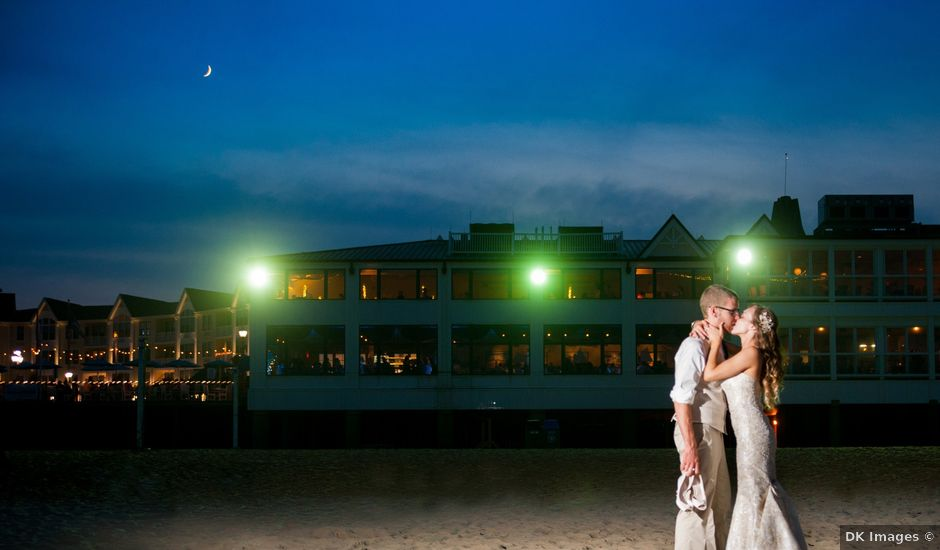Taylor and Courtney's Wedding in West Long Branch, New Jersey