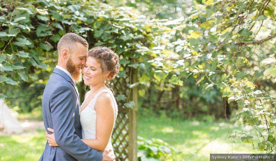 David and Lanae's Wedding in Harrisonburg, Virginia