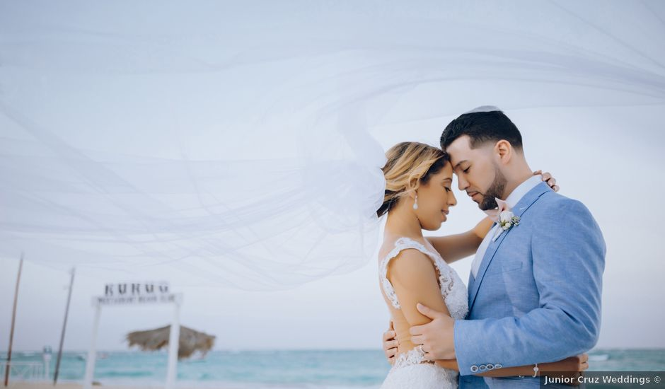 Miguel and Luisa's Wedding in Punta Cana, Dominican Republic