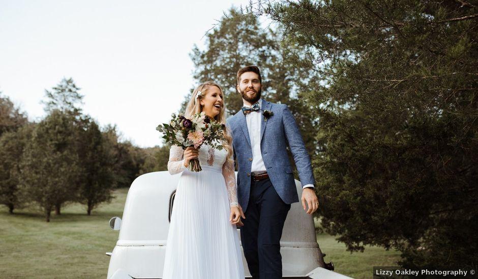 Braydon and Kenzie's Wedding in Nashville, Tennessee