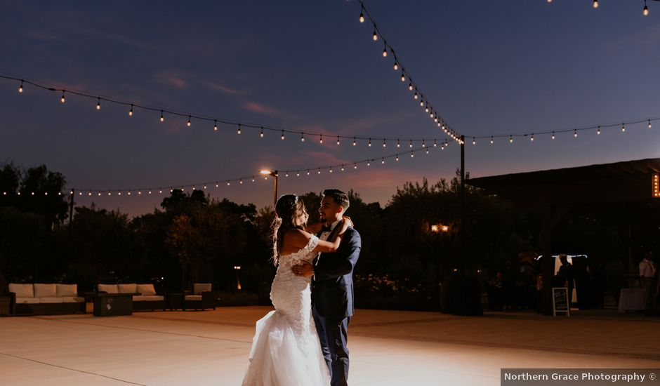 Gino and Ciara's Wedding in Vacaville, California