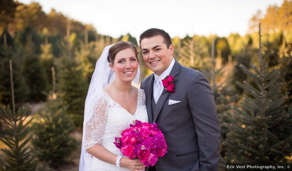 Kalin and Nick's Wedding in Andover, Minnesota