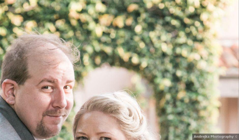 Jill and Jason's Wedding in Santa Barbara, California