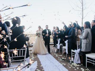 Sabrina and Napoleon's Wedding in Snowmass Village, Colorado 16