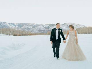 Sabrina and Napoleon's Wedding in Snowmass Village, Colorado 19