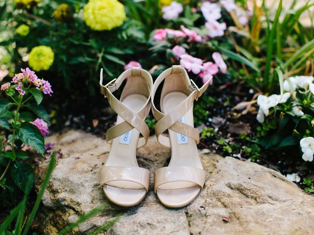 Whitney and Beau's Wedding in Guthrie, Oklahoma 3