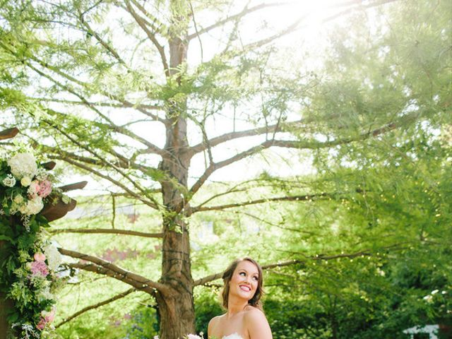 Whitney and Beau's Wedding in Guthrie, Oklahoma 7