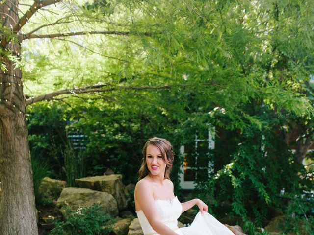 Whitney and Beau's Wedding in Guthrie, Oklahoma 8