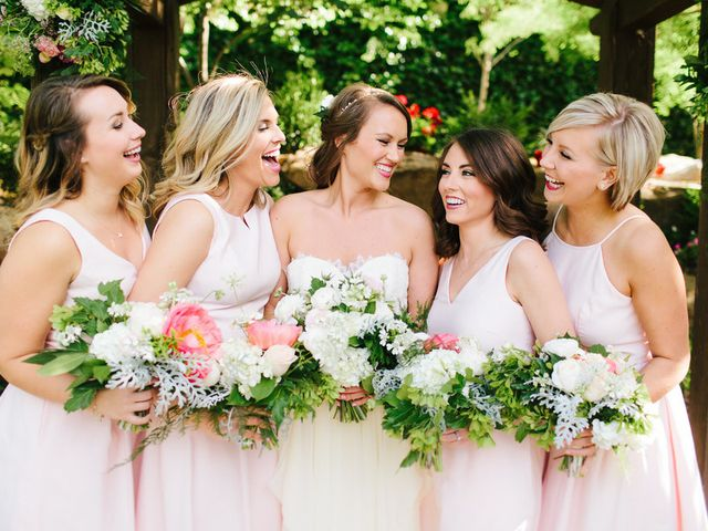 Whitney and Beau's Wedding in Guthrie, Oklahoma 10