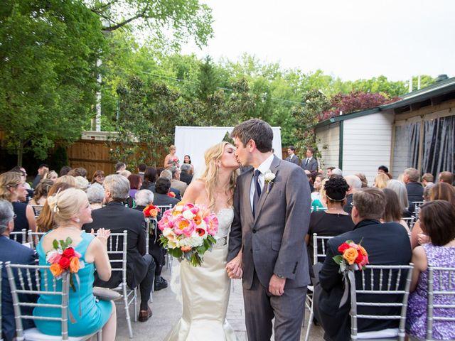 Lauren and Matthew's Wedding in Nashville, Tennessee 15