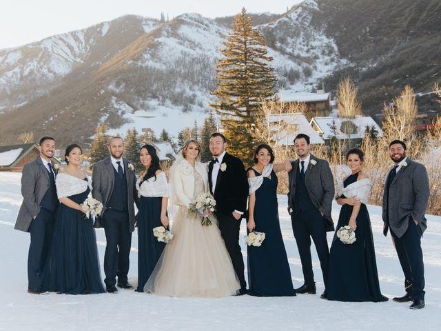 Sabrina and Napoleon's Wedding in Snowmass Village, Colorado 20