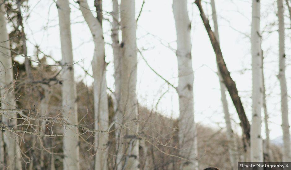 Sabrina and Napoleon's Wedding in Snowmass Village, Colorado