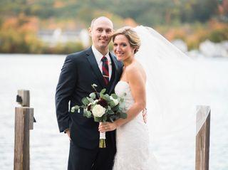 The wedding of Kelsey and Zac