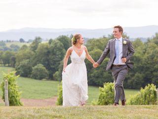 The wedding of Emma and Peyton