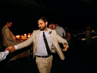 The wedding of Madison and Rob 1