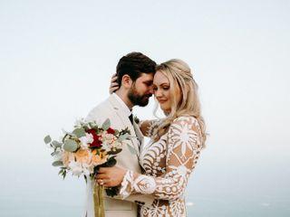 The wedding of Madison and Rob