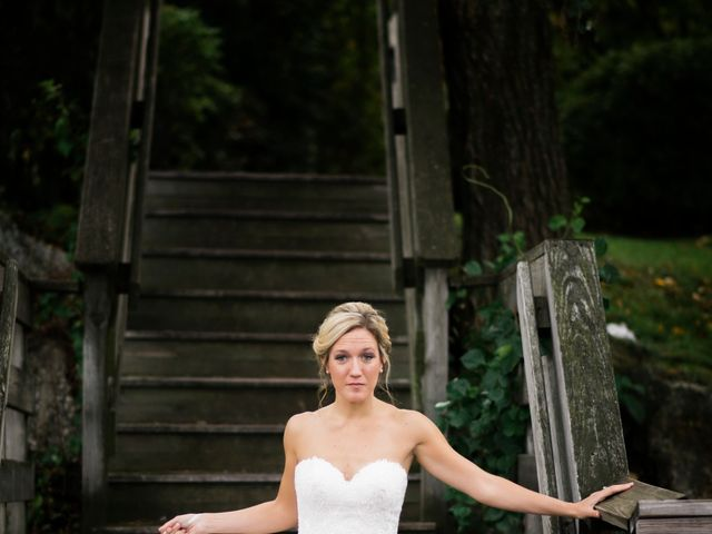 Zac and Kelsey's Wedding in Meredith, New Hampshire 14