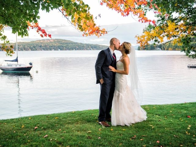 Zac and Kelsey's Wedding in Meredith, New Hampshire 27