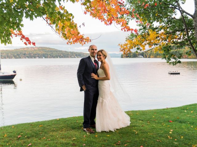 Zac and Kelsey's Wedding in Meredith, New Hampshire 30