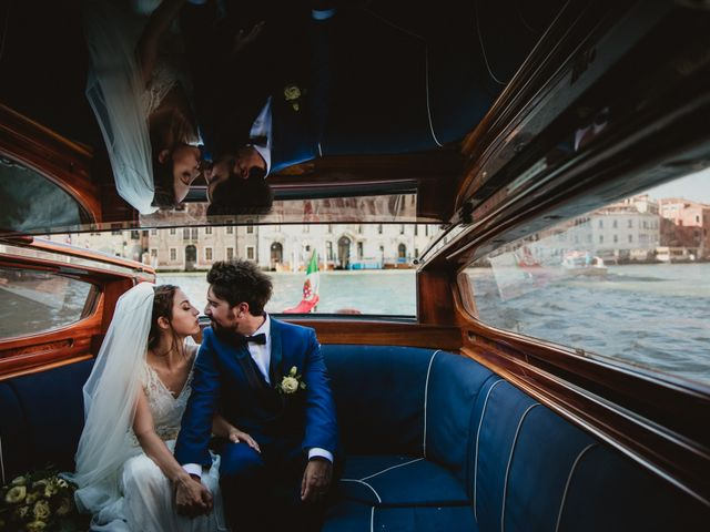 The wedding of Arianna and Enrico