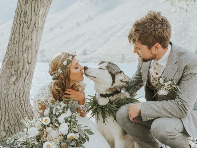 Chris and Olivia's Wedding in Mammoth Lakes, California 5