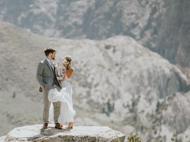 Chris and Olivia's Wedding in Mammoth Lakes, California 6