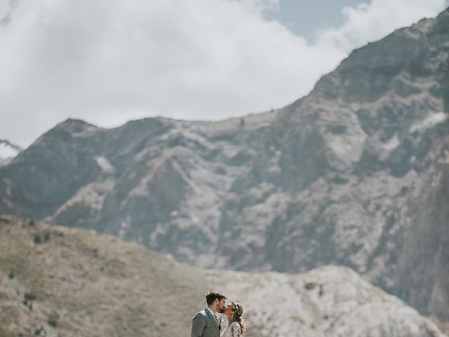 Chris and Olivia's Wedding in Mammoth Lakes, California 8