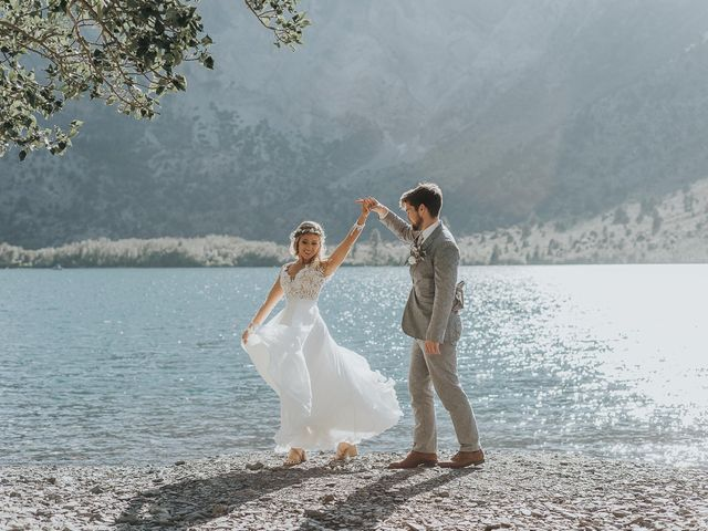 Chris and Olivia's Wedding in Mammoth Lakes, California 9