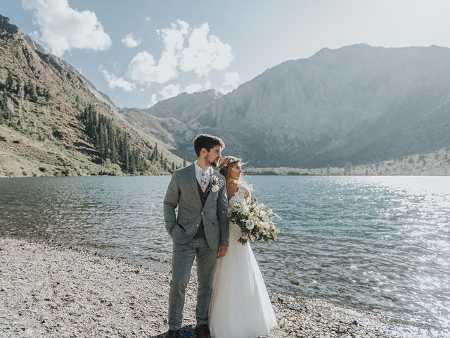 Chris and Olivia's Wedding in Mammoth Lakes, California 10
