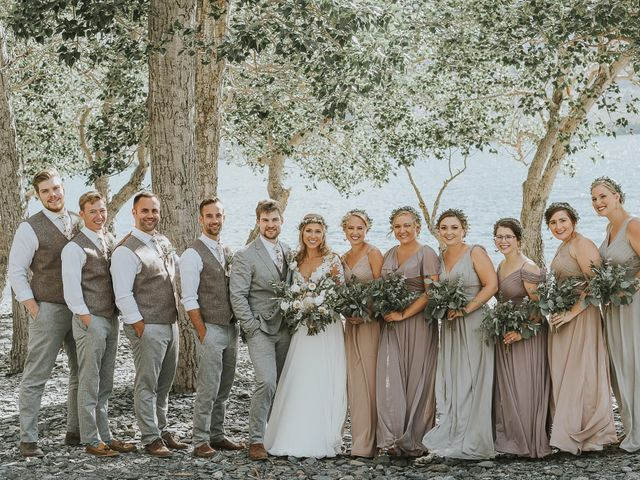 Chris and Olivia's Wedding in Mammoth Lakes, California 12