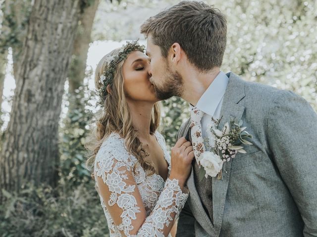 Chris and Olivia's Wedding in Mammoth Lakes, California 13