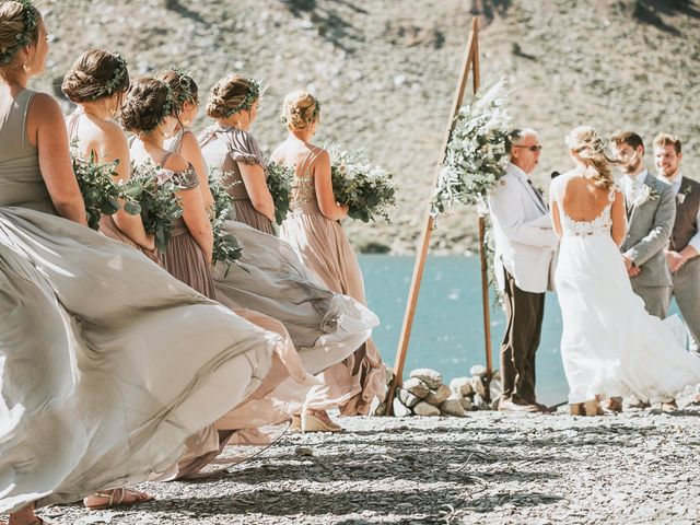 Chris and Olivia's Wedding in Mammoth Lakes, California 15