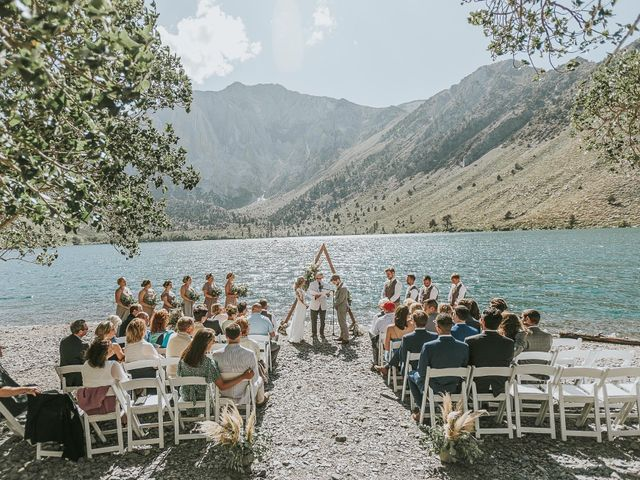 Chris and Olivia's Wedding in Mammoth Lakes, California 16